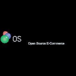 code, development, logo, oscommerce icon