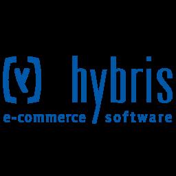 code, development, hybris, logo icon