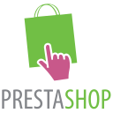 code, coding, development, logo, prestashop icon