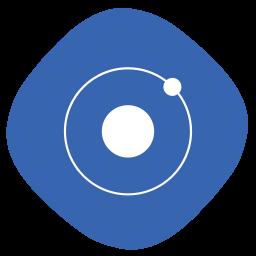 app, development, framework, htm, hybrid, ionic, logo icon