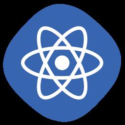 js, logo, react, react js icon