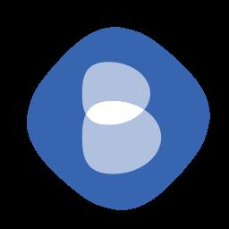bigcommerce, coding, development, js, logo, script icon
