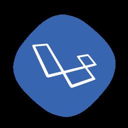 coding, development, js, laravel, logo, script icon