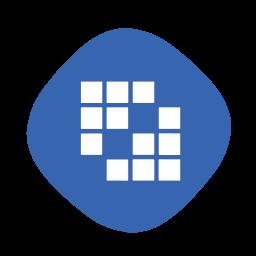 coding, development, js, liferay, logo, script icon