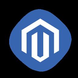 development, js, logo, magento, script, template, website icon