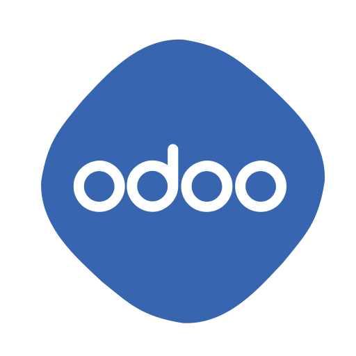 coding, development, js, logo, odoo, script icon