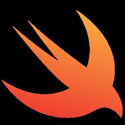 apple, bird, code, ios, logo, swift icon