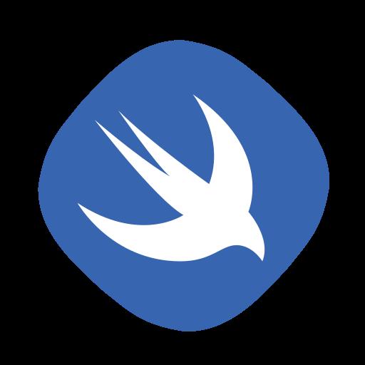 apple, code, logo, os, social, swift icon