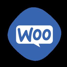 coding, development, js, logo, script, woocommerce icon
