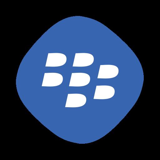 blackberry, call, device, smartphone icon