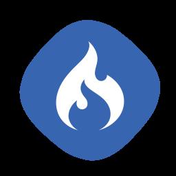 codeigniter, coding, development, js, logo, script icon