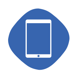 apple, device, display, ipad, screen, tablet icon