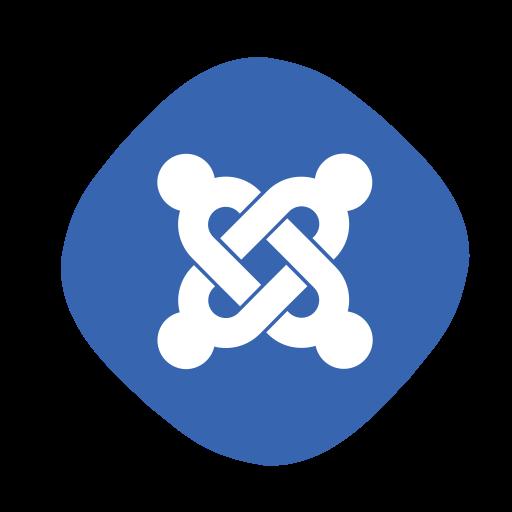 cms, coding, content, joomla, logo, management, script icon