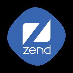 coding, development, js, logo, script, zend icon