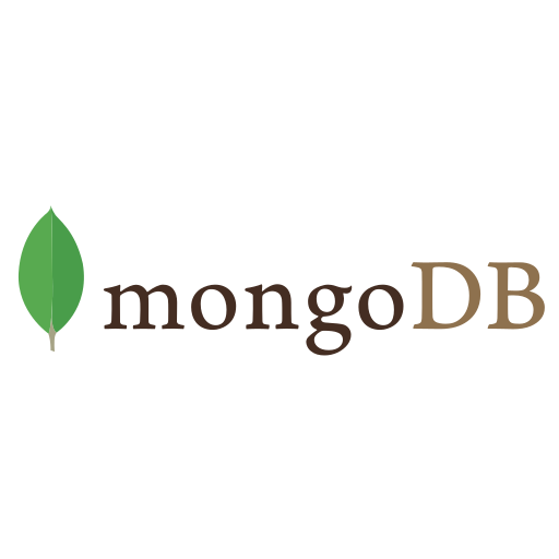 code, development, logo, mongodb, programming icon