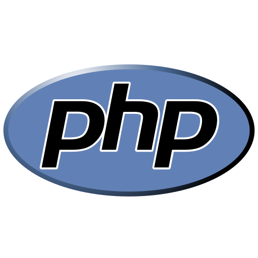 code, development, logo, php icon