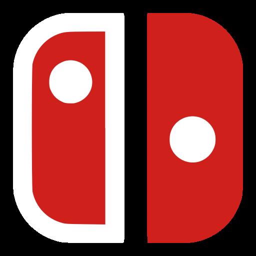 logo, nintendo, switch icon