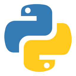 267 Python logo 256 [Joseph Delgadillo] Полный курс Python 3. От новичка до продвинутого!