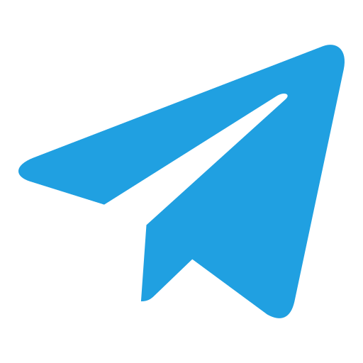 logo, telegram icon