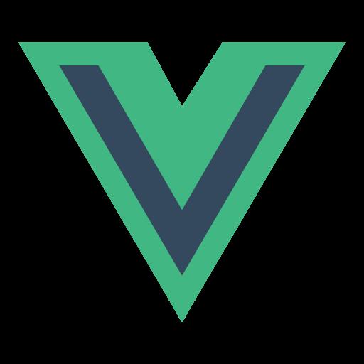 logo, vuejs icon