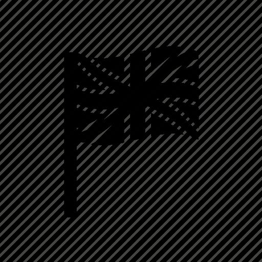 circle, england, flag, kingdom, uk, united icon