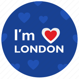 am, city, i, london, love, loving, passion icon