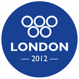 games, logo, london, olimpic, olympic, rings icon