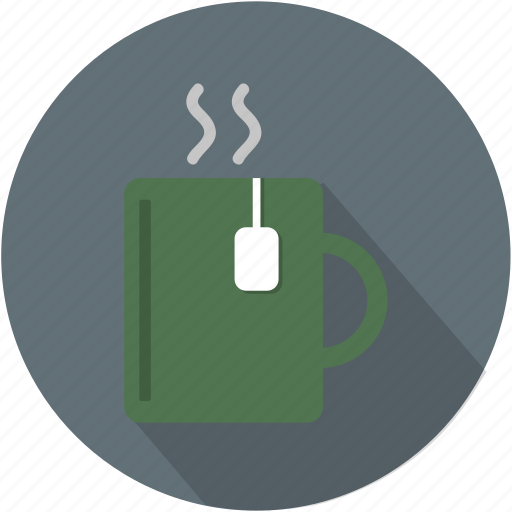 cofee, cold, cup, fire, green, longico, the icon