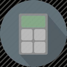 calculatror, longico, math, number icon