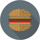 dog, hot, hotdog, longico, sandwich, swiss, tomato icon