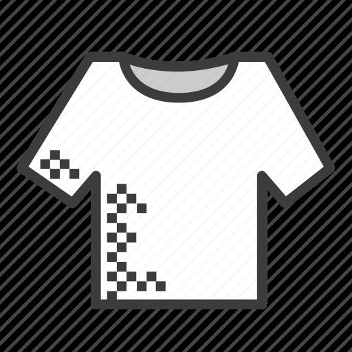 clothing, dress, fashion, shirt, t-shirt, tshirt icon