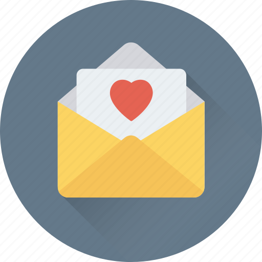 Greetings, heart, love, love letter, valentine icon - Download on Iconfinder