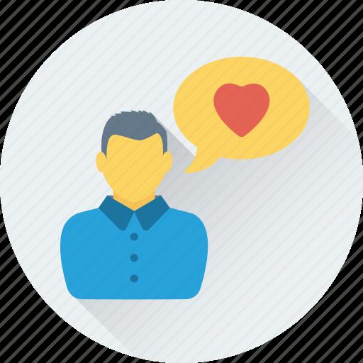 chat bubble, conversation, love chat, love message, romantic chat icon