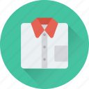 clothes, dress shirt, formal, garments, shirt icon
