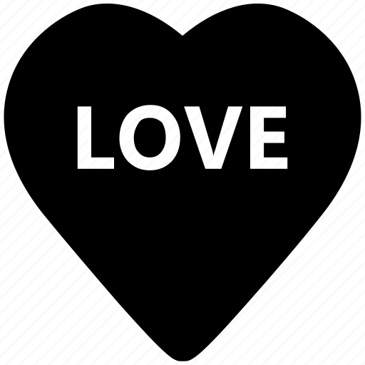 date, heart, love, love inspiration, love perception, text story, word love icon