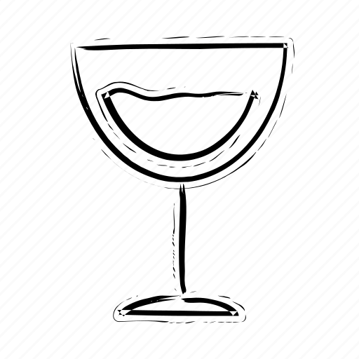 alcohol, cocktail, drink, glass, juice icon icon