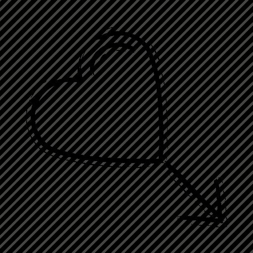 female, gender, male, relationship, sex symbol icon