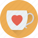 beverage, hot drink, hot tea, mug, tea cup icon