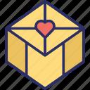 celebrations, gift box, party, present, xmas gift icon