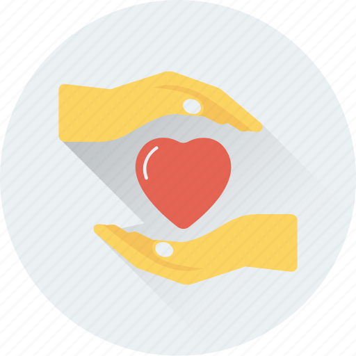 care, hand gesture, love, loving, valentine icon