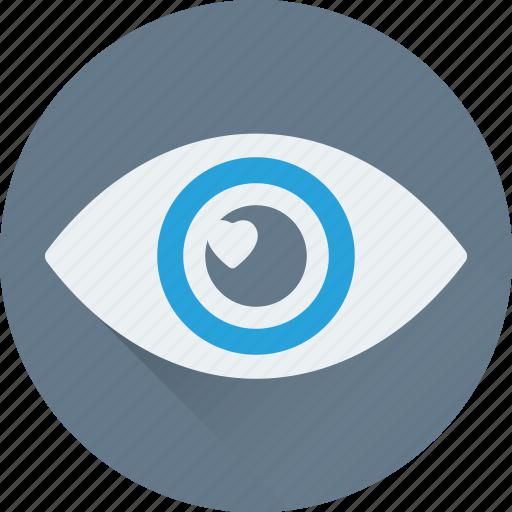 eye, eye beauty, human eye, view, vision icon