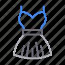 cloth, dress, lady, wear, women