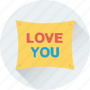 love card, love you, valentine card, valentine greeting, valentine wishes icon