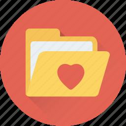 archives, folder, love folder, memories, romantic songs icon