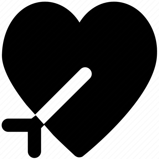 affection, arrow, heart, love, love archery, love target, romantic icon