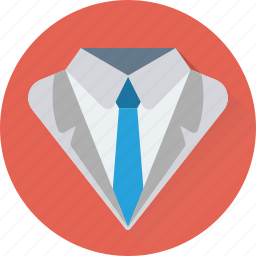blazer, clothing, formal suit, jacket, suit icon