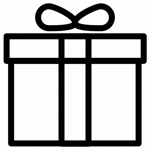 gift box, party, present, xmas gift icon, • celebrations icon