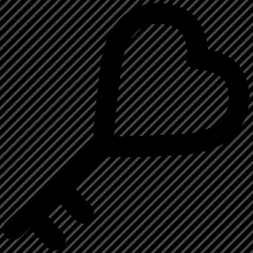emotion, feelings, heart key, love concept, love inspirations, love key, romance icon