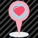 couple place, love, love place, marriage places, romantic place, valentine places, wedding places icon