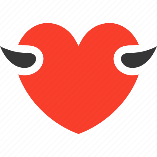 Act, amendment, devil, heart, hell, love icon - Download on Iconfinder